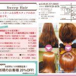 Sweep Hair