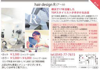 hair design R